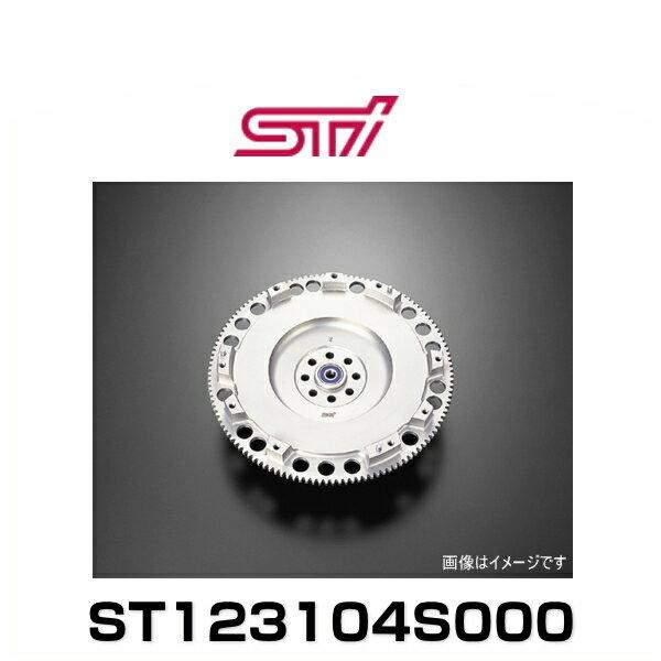 STI ST123104S000 フライホイール 6MT車用