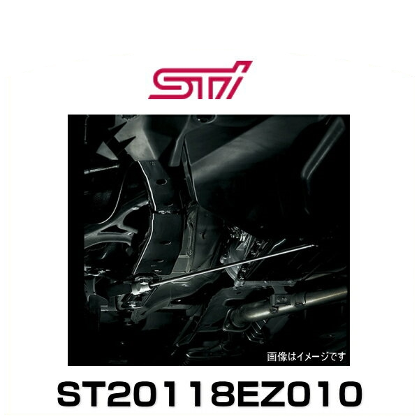 STI ST20118EZ010 フレキシブルドロースティフナー F NA車用(LH)