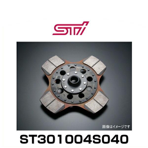 STI ST301004S040 クラッチディスクφ240、ソリッド4PAD
