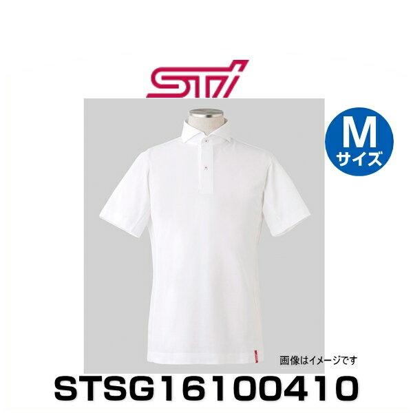 STI STSG16100410 ドライビングシャツ(半袖)ホワイト Mサイズ