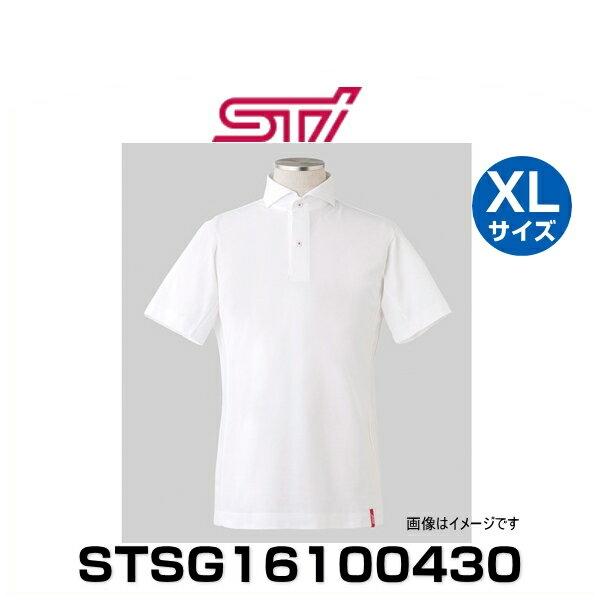 STI STSG16100430 ドライビングシャツ(半袖)ホワイト XLサイズ