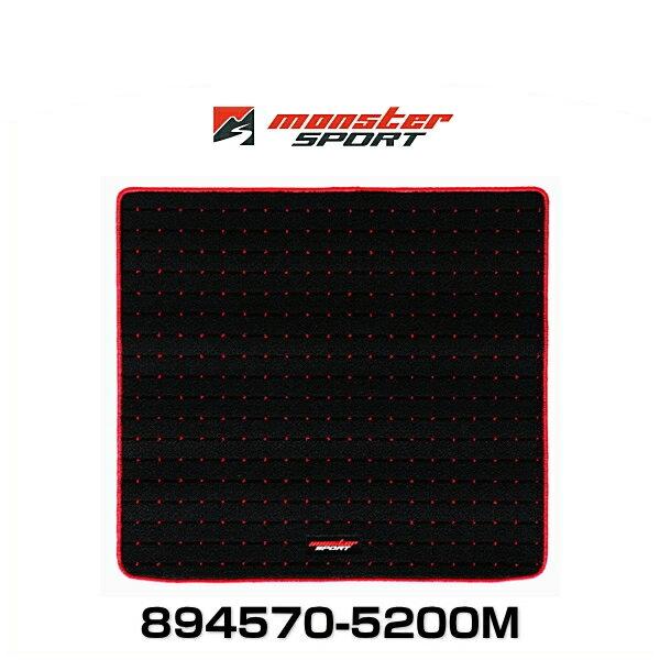 Monster SPORT モンスタースポーツ 894570-5200M ラゲッジマット ジムニー[JB23W] ジムニー・ワイド/シエラ[JB33W/JB43W]用