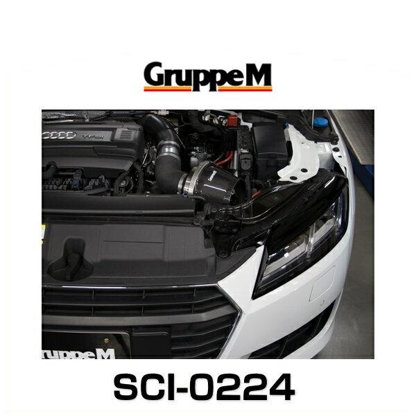 GruppeM グループエム SCI-0224 SUPER CLEANER スーパークリーナー for AUDI TT / TTS (FV) 1.8L / 2.0L ターボ用アウディ