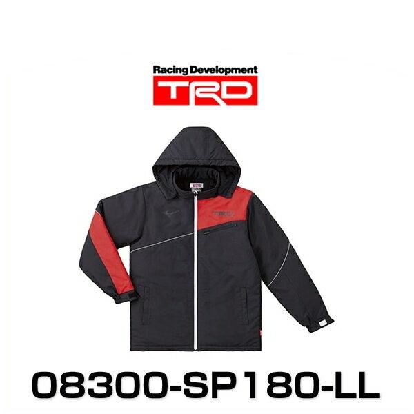 TRD 08300-SP180-LL ブレスサーモ ハーフコート(フード付) LLサイズ BREATH THERMO HALF COAT(HOOD) グッズ