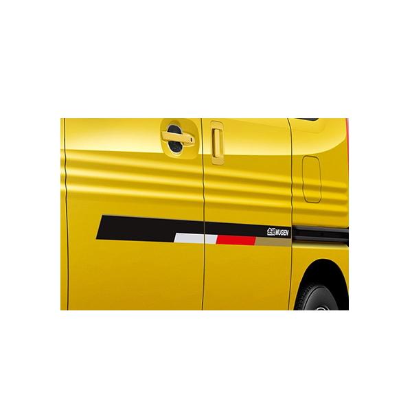 無限 MUGEN 08F30-XNJ-K0S0 N-VAN/エヌバン Decal Stripe/デカールストライプ