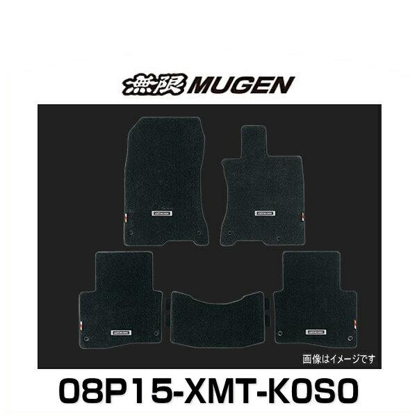 無限 MUGEN 08P15-XMT-K0S0 レジェンド スポーツマット ブラック