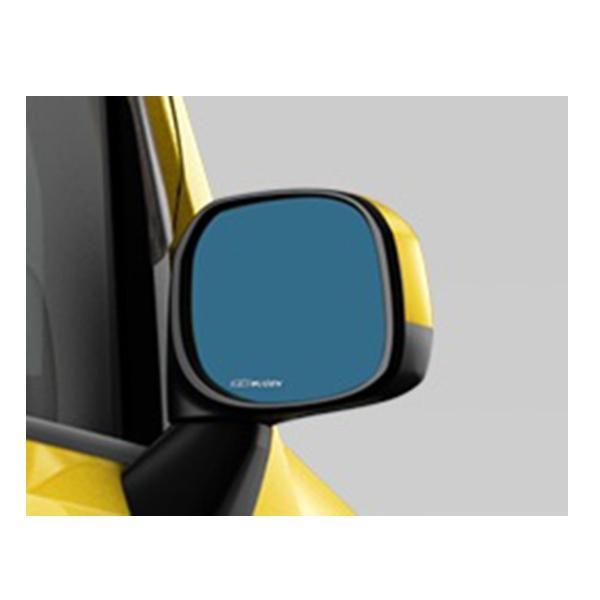 無限 MUGEN 76200-XNJ-K0S0 N-VAN/エヌバン Hydrophilic Mirror ブルーミラー