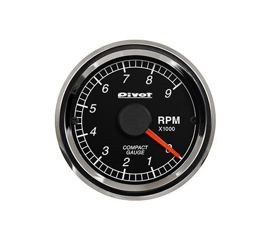 PIVOT ピボット CPT コンパクトゲージ52 タコメーター