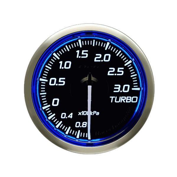 日本精機 Defi デフィ DF16101 Racer Gauge N2 φ52 ターボ計/Max300kPa -100kPa~+300kPa レーサーゲージN2