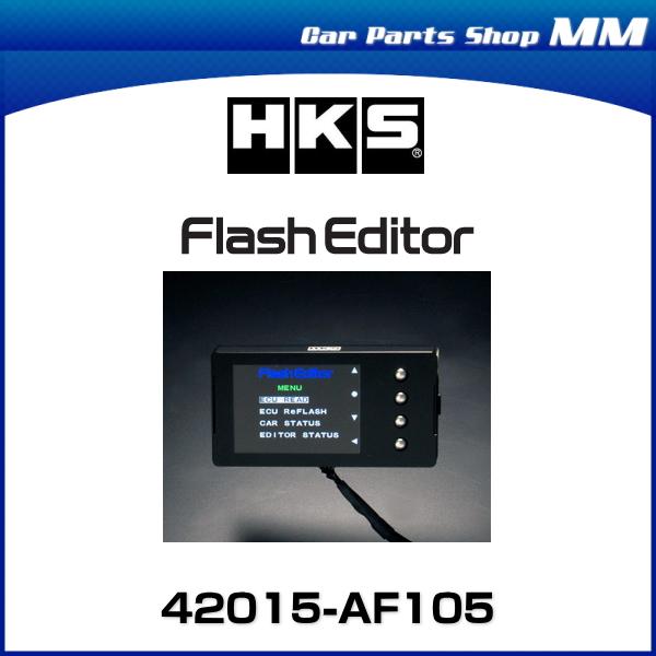 HKS 42015-AF105 フラッシュエディター FLASH EDITOR WRX S4、レヴォーグ