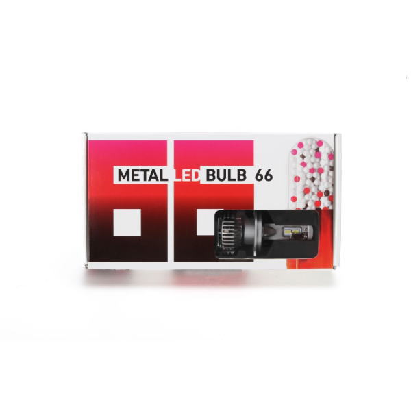 BREX ブレックス BRC206 METAL LED BULB 66 バルブタイプ:H4