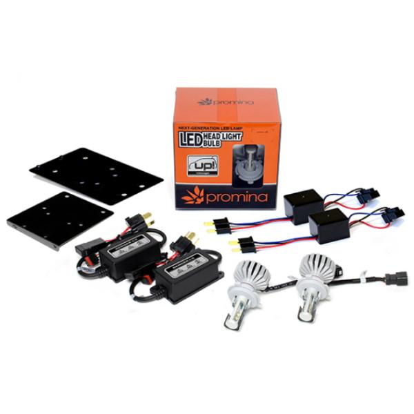 Seabass link シーバスリンク PH26J 6000K promina LED ヘッドライト フォルクスワーゲン up!専用キット 4600lm 2灯合計 up!、cross up!ブルーモーション車(GTI対応、e-up!不可)