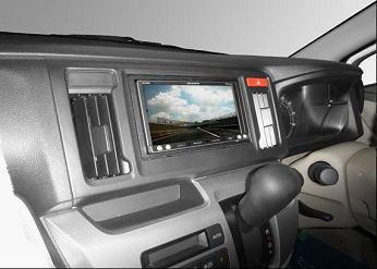 NITTO 닛토 공업 NKK-H84D 혼다 N-WGN(오디오레스차로 네비 장착용 스페셜 패키지 첨부 자동차용)