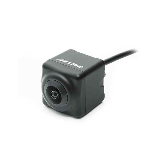 ALPINE アルパイン HCE-C2000RD アルパインカーナビ専用 HDRマルチビュー・バックカメラ ダイレクト接続タイプ(カメラ色:ブラック)