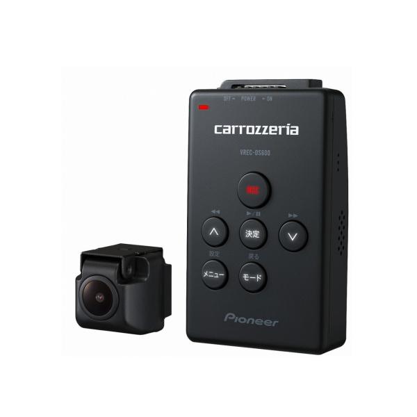 carrozzeria カロッツェリア VREC-DS600 ドライブレコーダーユニット セパレートタイプ