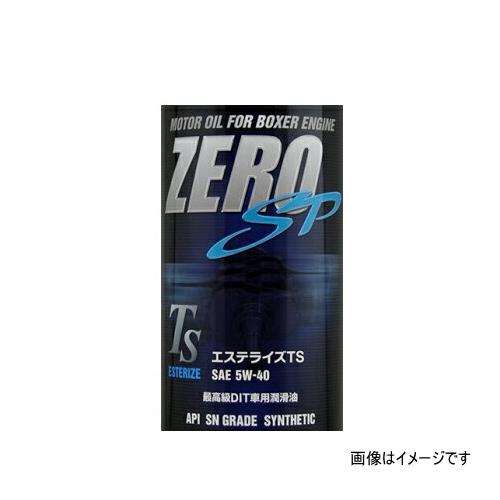 ZERO SPORTS ゼロスポーツ 0826024 ZERO SP エステライズTS 20Lペール缶 5W-40