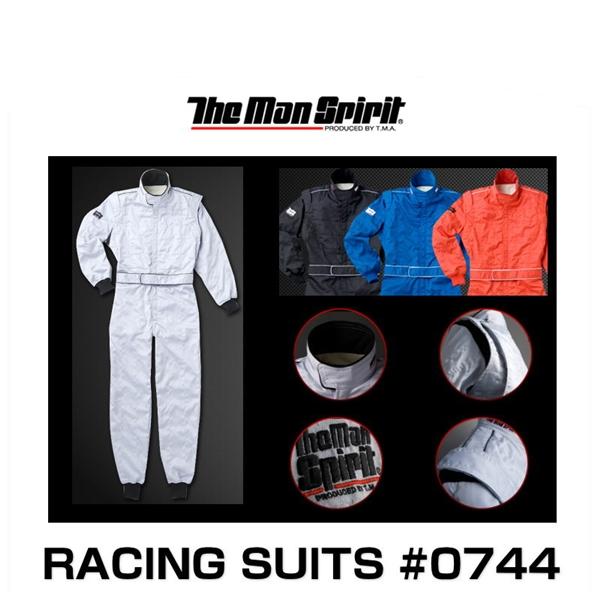 山田辰 THE MAN SPIRIT NOMEXスーツ RACING SUITS #0744(FIA公認)