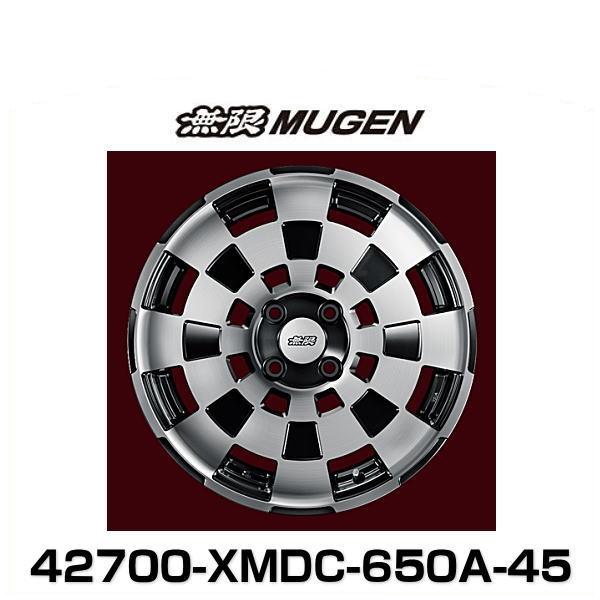 無限 MUGEN 42700-XMDC-650A-45 アルミホイール MDS 1本 N-BOX SLASH専用デザイン