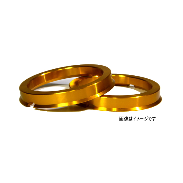 Duralumin-made brim with U7366 KYO-EI kyoei waydo trick ring diameter 73 mm bore 66 mm 2 pieces (ring)