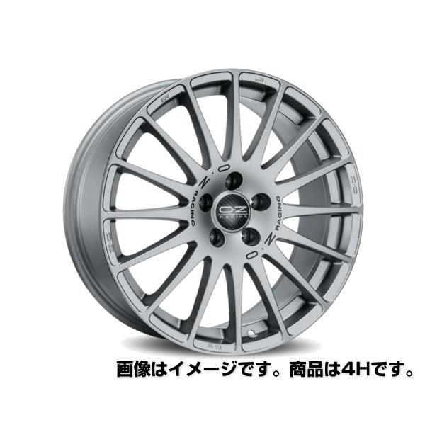 最新作 OZ Superturismo Superturismo GT GT スーパーツーリズモGT 穴数:4 17インチ 17×7 インセット:25 穴数:4 PCD:108 ハブ径:65.06 グリジオコルサ【ホイール4本価格】, ITALIAのMONO:58a7fd14 --- kventurepartners.sakura.ne.jp