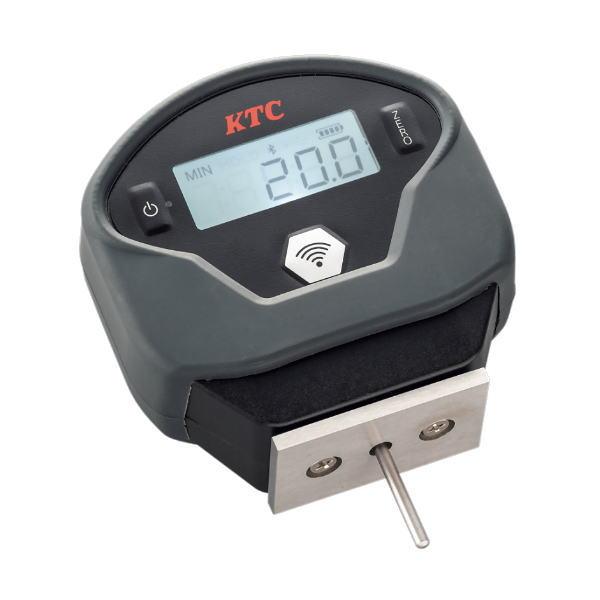 KTC GNDA020 タイヤデプスゲージ トレサス 測定範囲(mm) 0~20 最小目盛(mm)0.1