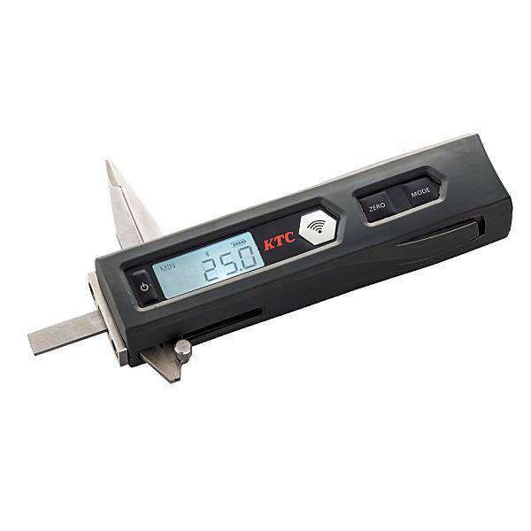 KTC GNNA025 ブレーキパッドゲージ トレサス 測定範囲(mm) 0~25 最小目盛(mm)0.1