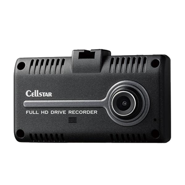 CELLSTAR セルスター CS-31F 既存のバックカメラを使って「前後録画」 ドライブレコーダー 2.4インチ タッチパネル