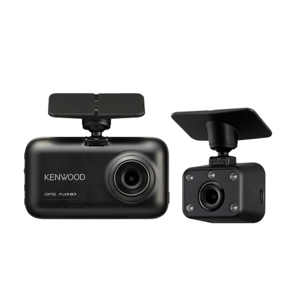 KENWOOD ケンウッド DRV-MP740 スタンドアローン型車室内撮影対応2カメラドライブレコーダー
