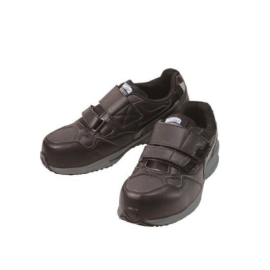 丸五 マルゴ 141-BG ウルトラソール#141 安全シューズ カラー:ブラック/グレー【安全靴】
