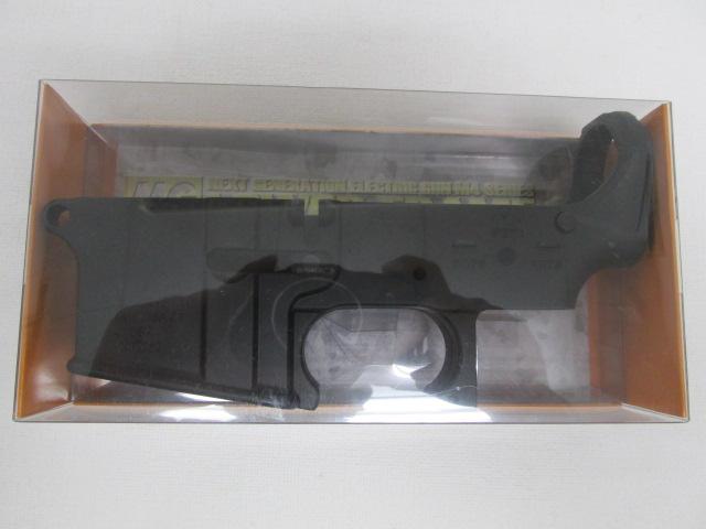 ライラクス製次世代M4シリーズ用【MG】ロアフレーム新品NV新品