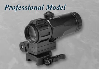 NOVEL ARMS製 3X TACTICAL Magnifier新品