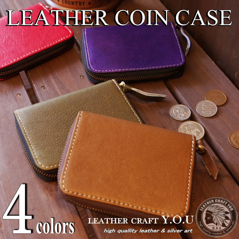 craft-you | Rakuten Global Market: Leather wallet leather goods ...