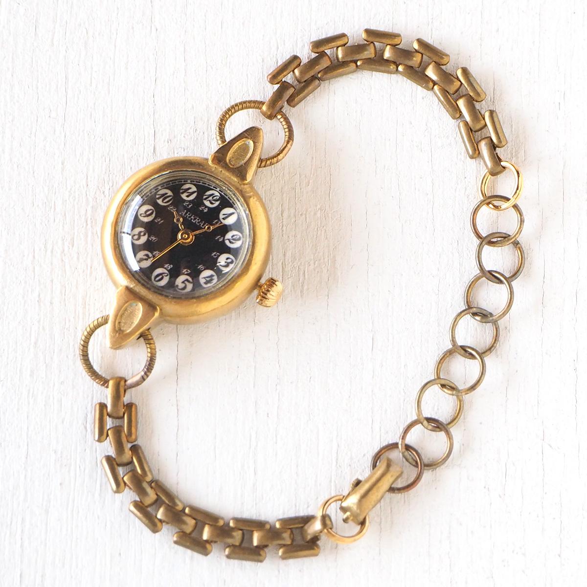 Product Made In Arkraft Arc Raft Handicraft Watch Ras Shell Clockface Labia