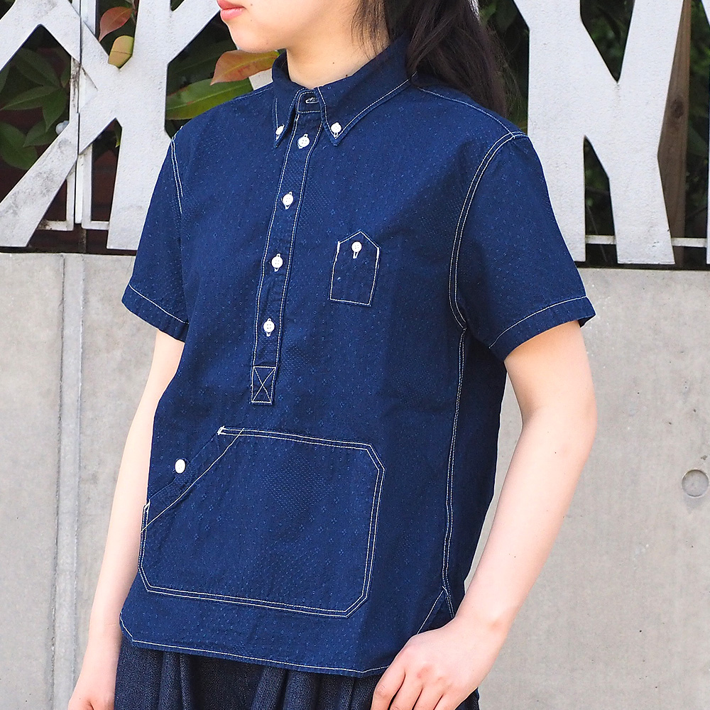 d9c87d943d Product made in XS S M spring clothes summer clothes button-down shirt  Japan 100% ...