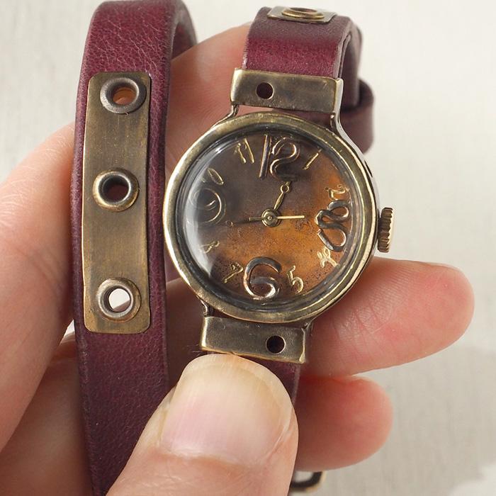玛丽转到 (Margot r) 手工制作手表孔 [毫克-006]