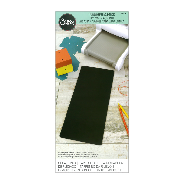 Sizzix Premium XL Extended Crease Pad 656159