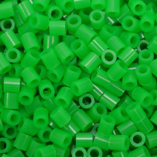 Iron BEADS パーラービーズと同じ5mmサイズ 手作り SEAL限定商品 自作 工作 ハンドメイド キャラクター ドット絵 単色袋入りビーズ アイロンビーズ 約1000個入 安心の定価販売 蛍光色タイプ SN2