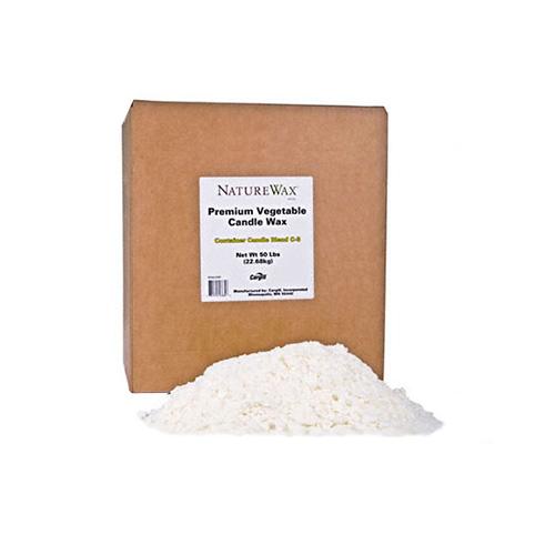 キャンドル用 ソイワックス [ナチュラル] ケース 約22.6Kg / [NatureWax C-3] 100% Natural
