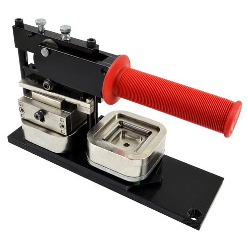 40mm 四角形タイプ プロ仕様缶バッジマシン