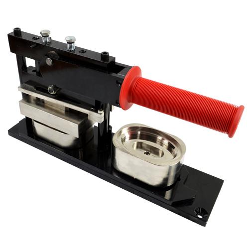 45x70mm 楕円形タイプ プロ仕様缶バッジマシン