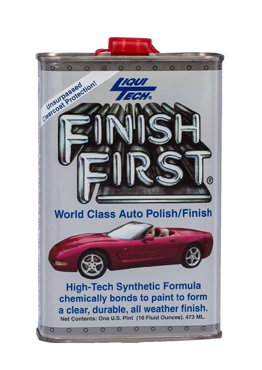 Finish First Auto Polish 473mlリキュードグラス・リキッドグラス・Liquid Glass 日本語説明書付