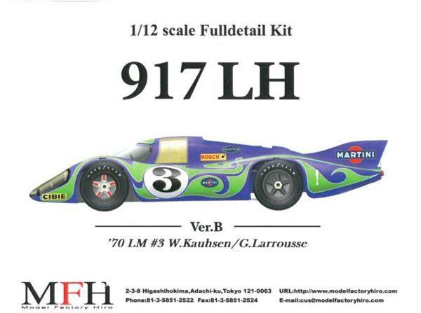 917 LH Sarthe 24hours #3 race #3 G.Larrousse// W.Kauhsen 24hours Fulldetail Kit, 宇奈月町:aae2bb14 --- cognitivebots.ai