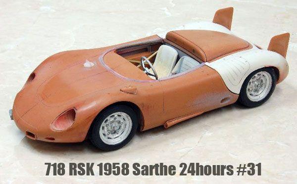 718 RSK 1958 Sarthe 24 hours #31