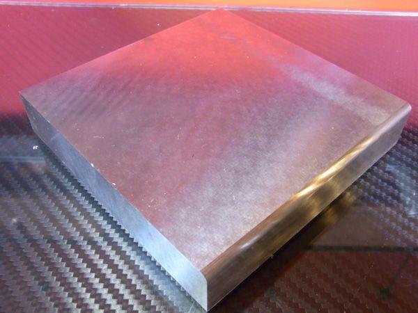 ミニ定盤 焼入研磨仕上げ 130×130×20