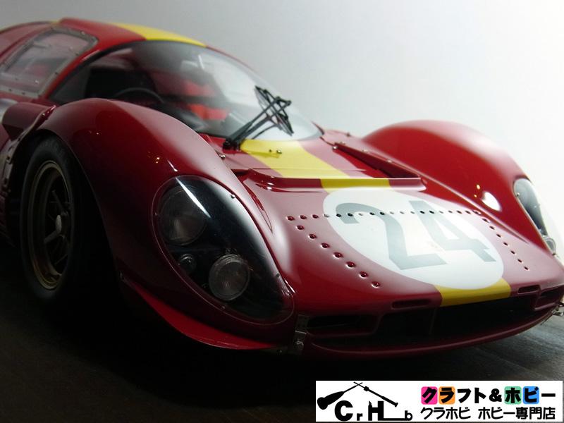 1/12 フェラーリ 330 P4 [Closed body] 【完成品モデル 配送可能】