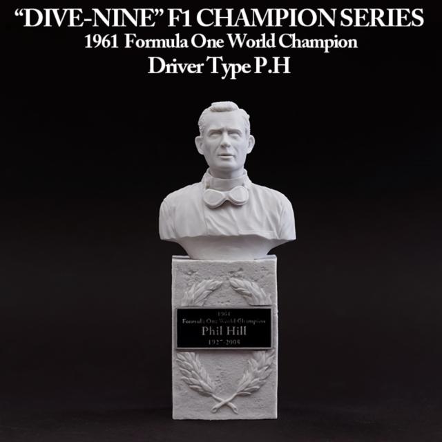 1/12 Driver Type P.H【DIVE NINEフィギュア】