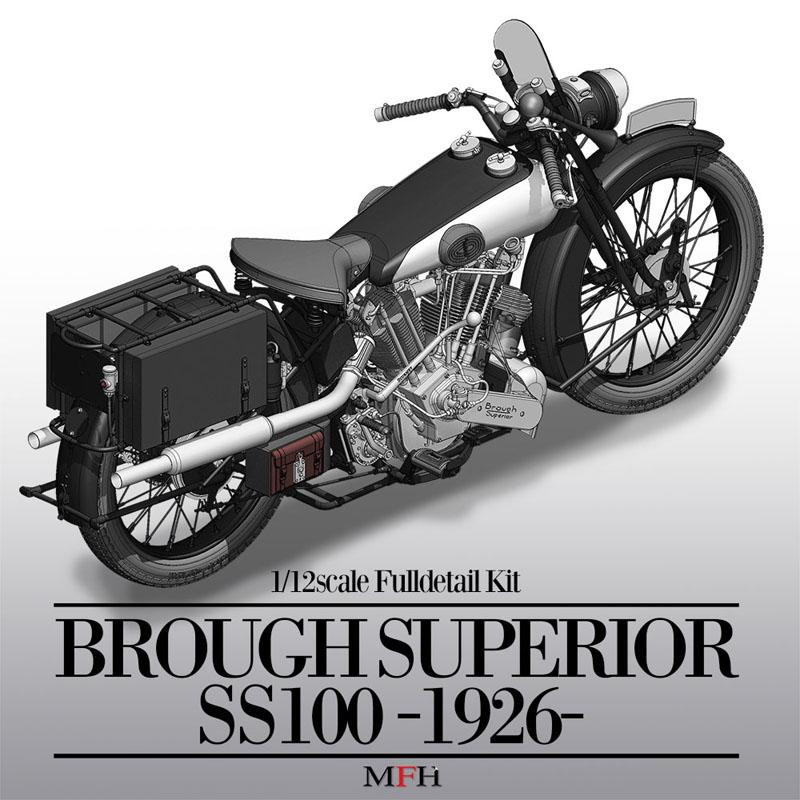 1/9 ブラフ・シューペリア SS100 1926【MFH K662】