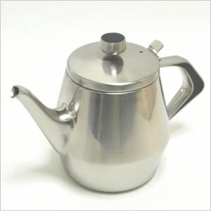 ◎8个小狗商标(コイヌ)不锈钢茶壶事情1100ml KO-66008