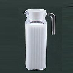 大人気 冷蔵庫用ピッチャー アルコロック クワドロピッチャー 1.1L G2666 7-1839-1802_ES 卓抜