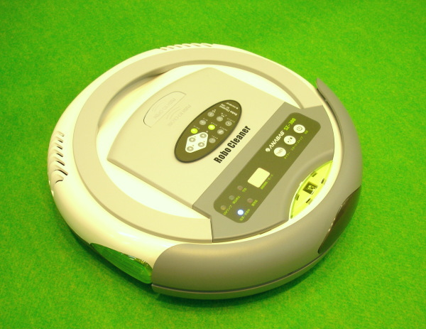ロボクリーナー 自動掃除機 自動充電式 【smtb-TK】